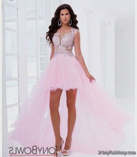 High Low Junior Prom Dresses - Ocodea.com