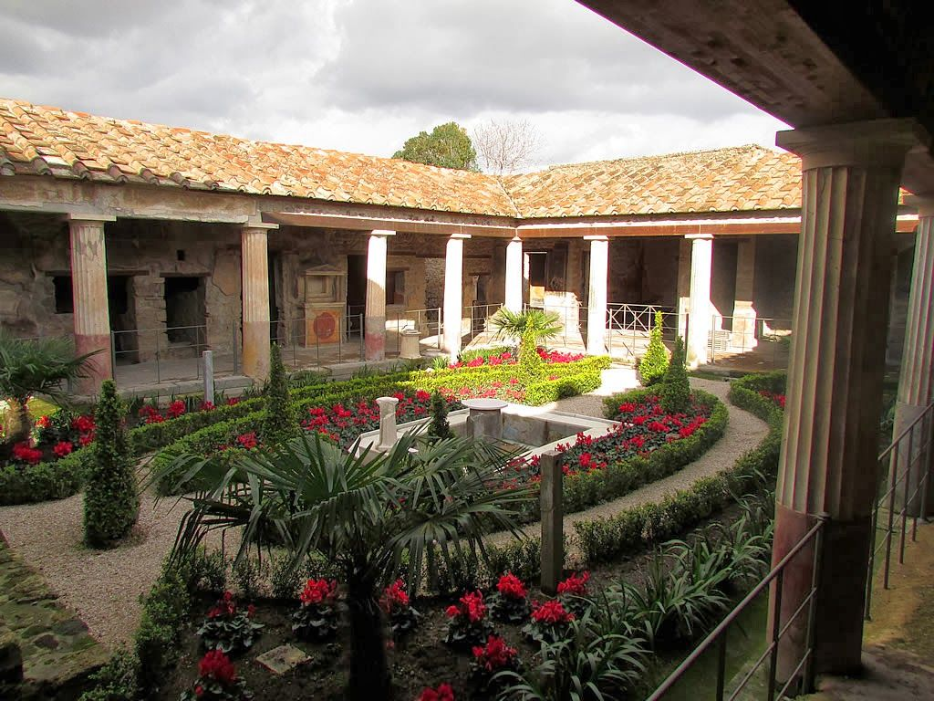 Roman Courtyard House