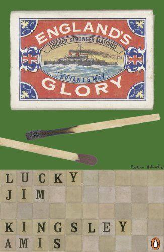 Lucky Jim Penguin Decades Kindle Edition By Kingsley Amis Literature Fiction Kindle Ebooks Amazon Com Peter Blake Penguin Books Covers Penguin Books
