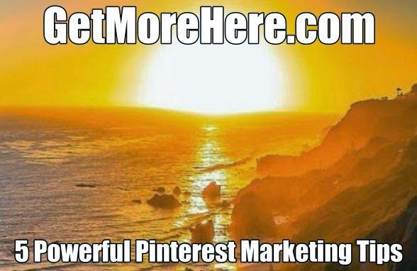 Millennium 7 Publishing Co.: 5 Powerful #Pinterest #Marketing Tips.. #SocialMedia