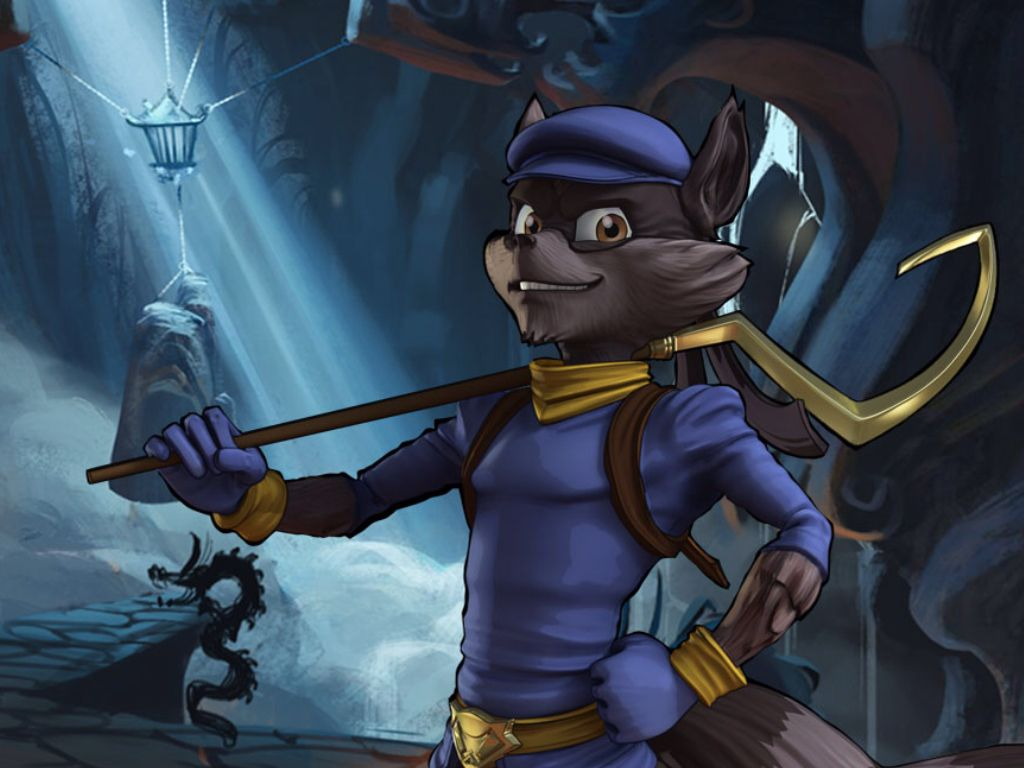 Thievius Raccoon Sly Cooper By Distortedmachine Sly Sly Cooper Wallpaper Raccoon