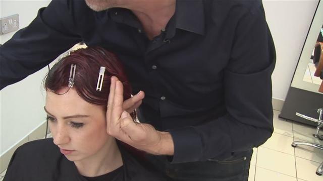 Superb 1000 Images About Finger Wave On Pinterest Short Hairstyles Gunalazisus