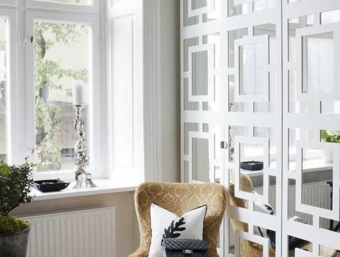 Le miroir décoratif en 50 photos magnifiques! Photos