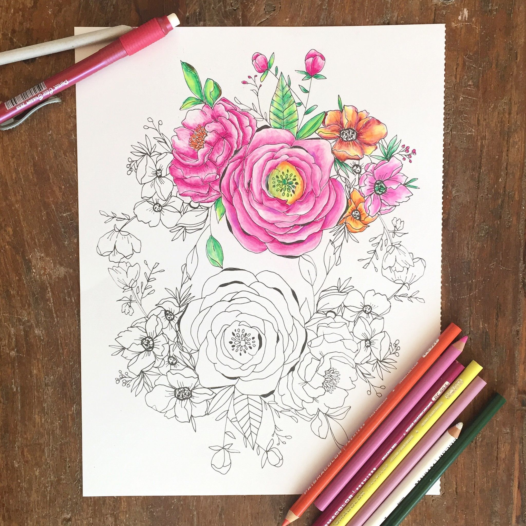 Make Something Beautiful: Coloring in the Maximalist Style ...