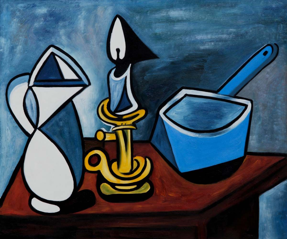 Picasso's portrait paintings - Google Search | Minimalism/Cubism ...