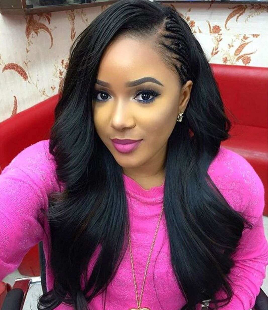 Poersh Human Hair 7a Grade The Best Quality Nice Hair Weft For Lovely Ladies Make Order Online Www Poersh Com Tree Braids Hairstyles Hair Images Gorgeous Hair