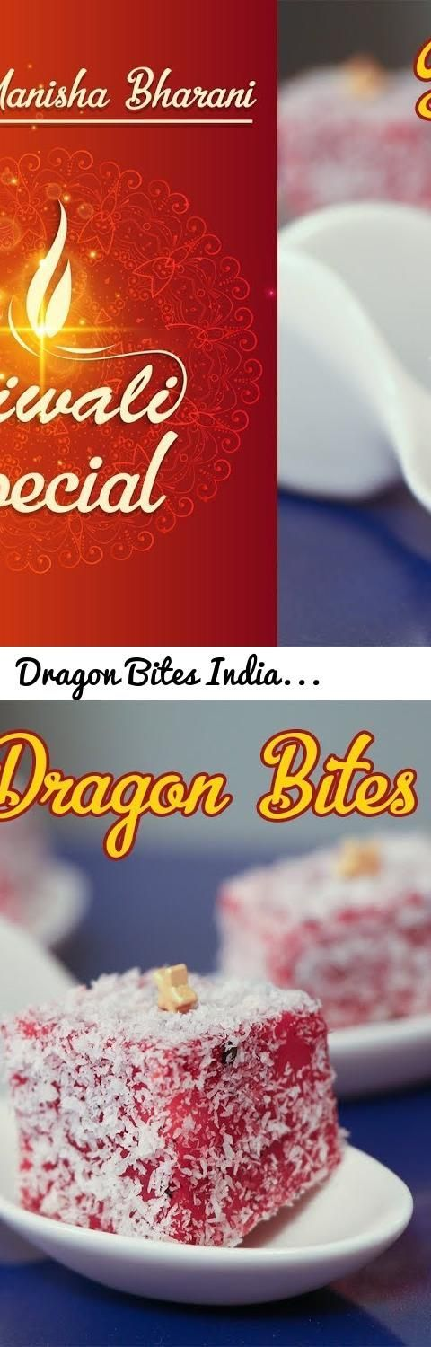 Photo of Dragon Bites Indian Sweet For Diwali Quick & Easy Diwali Spe…