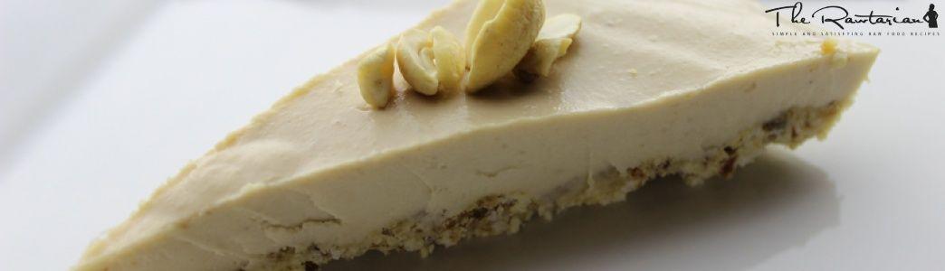 Raw banana cream pie recipe | The Rawtarian