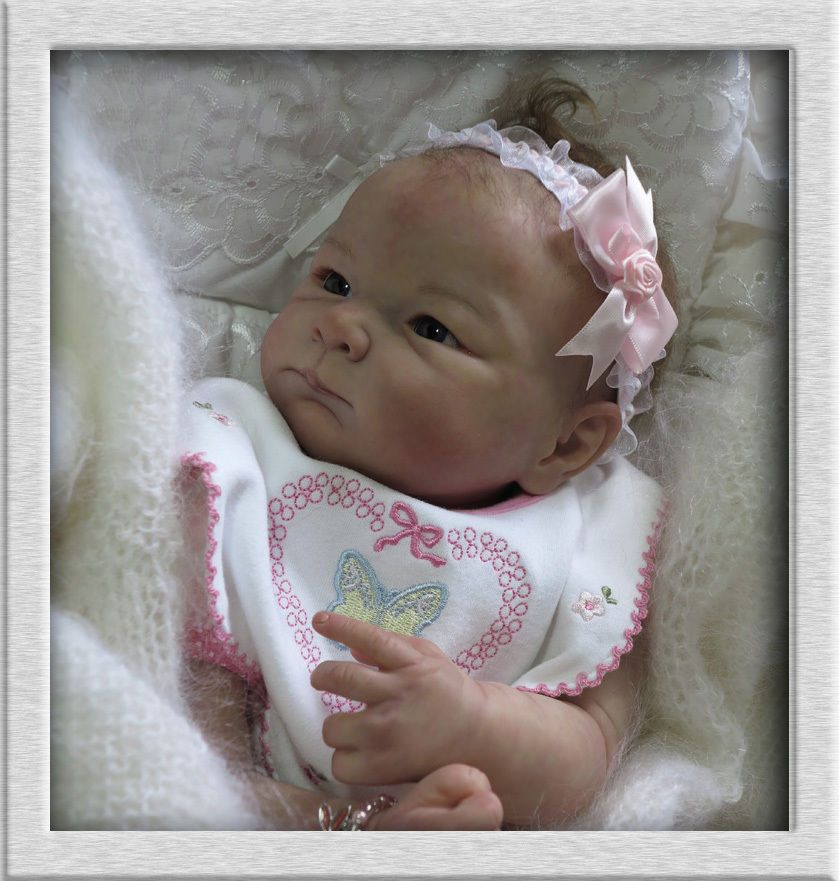 TINKERBELL NURSERY Helen Jalland Prototype reborn baby