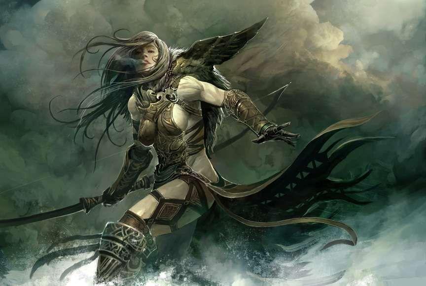 Norn Raven