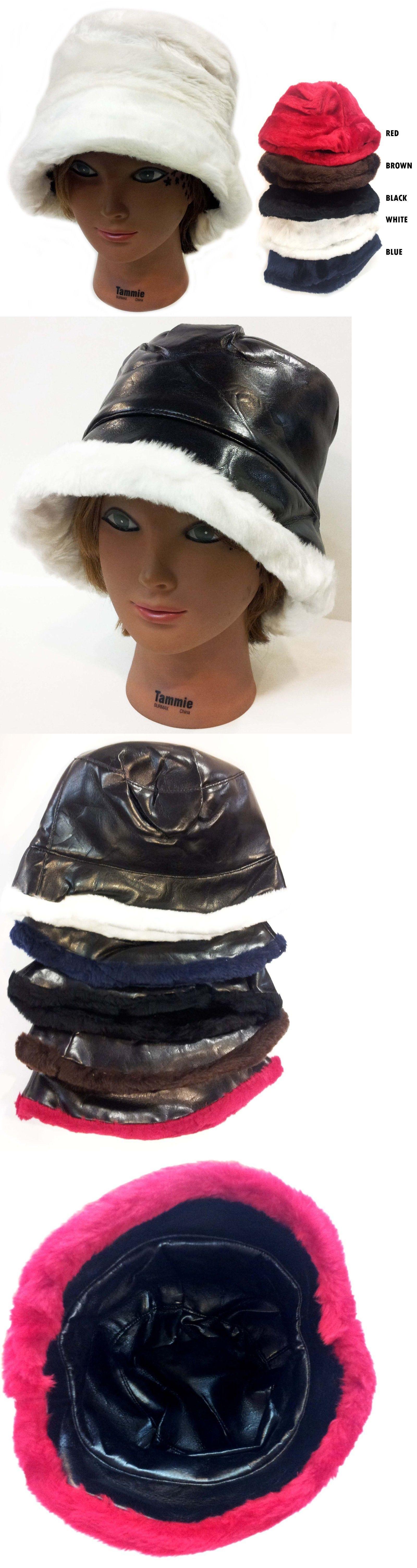df30eccebd66eb Hats 45230: Lady Women Men Russian Cossack Style Reversible Faux Fur Hat -  5 Colors -> BUY IT NOW ONLY: $12.24 on #eBay #women #russian #cossack  #style ...