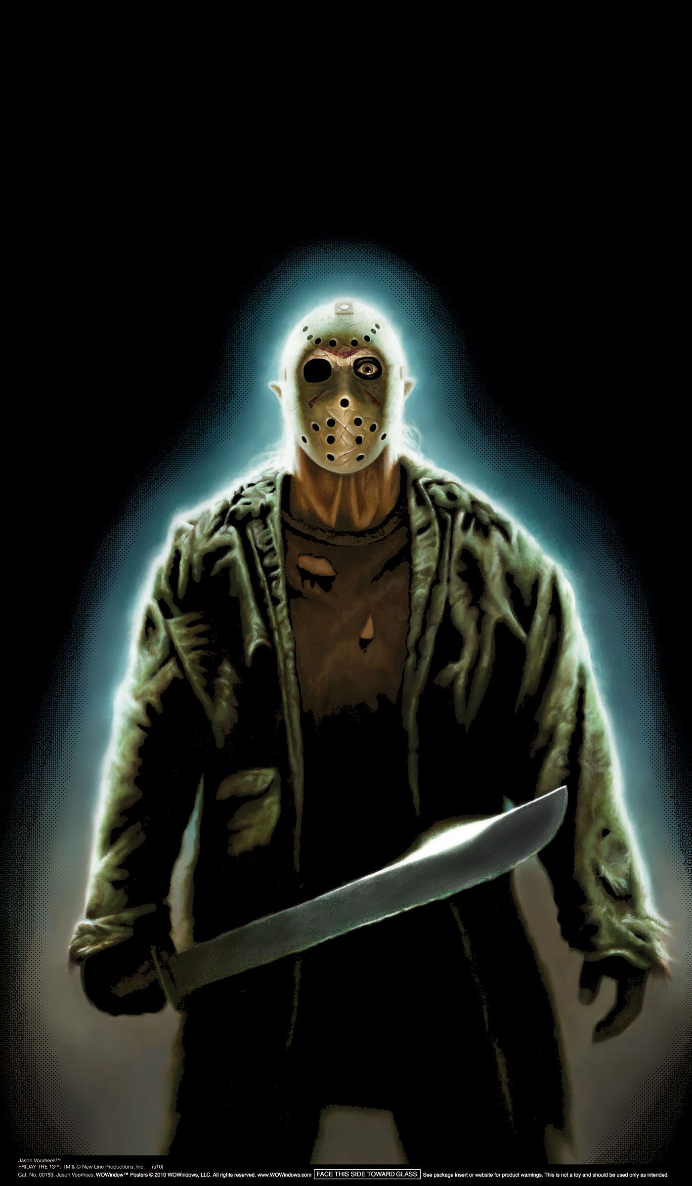 Jason Voorhees Art | Jason Voorhees™ | Jason's back for Friday the ...