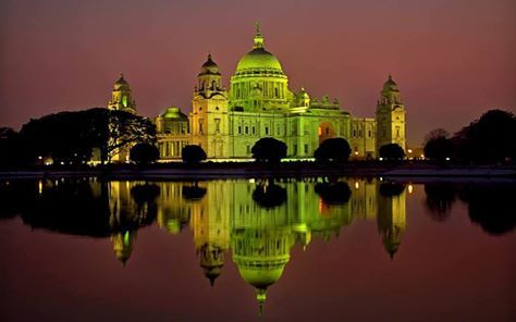 Kolkata – India's Old and Joyful Capital.
