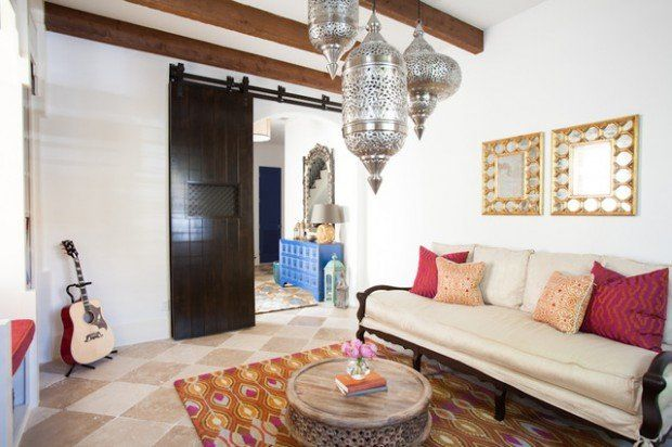 Room · 18 Moroccan Style Living Room Ideas ...