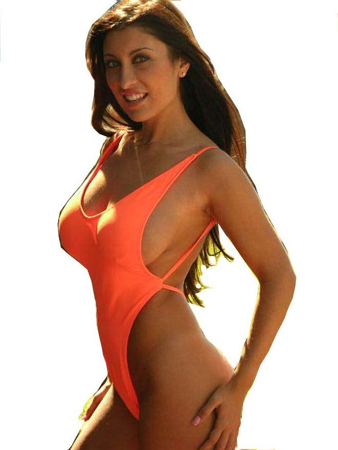 e61c8979fdd30 Domingo Women s One Piece Thong Swimsuit Tank Thong Bikini at Amazon Women s  Clothing store