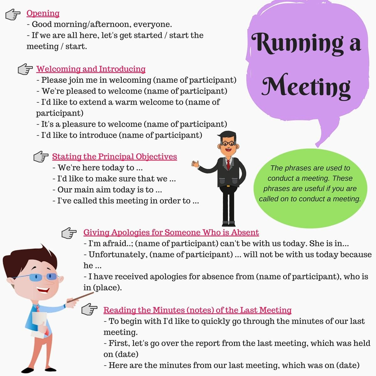 English For Business Useful Phrases To Use During A