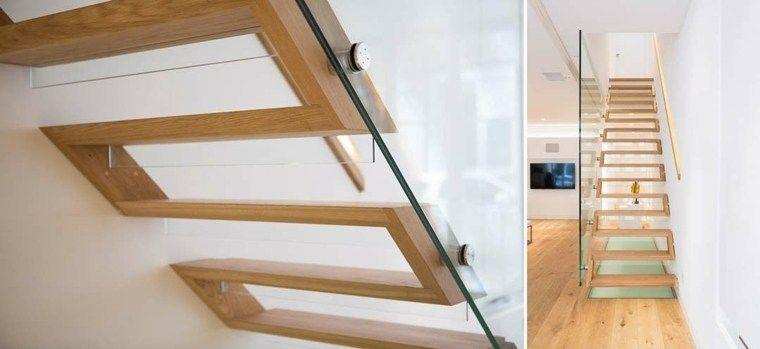 holz treppe design atmos studio, moderne treppe - 34 modelle, die beeindrucken innenarchitektur, Design ideen