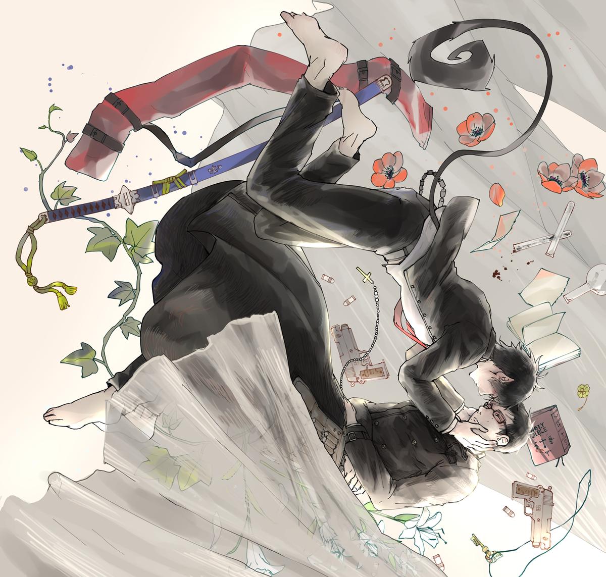 Rin    Yukio