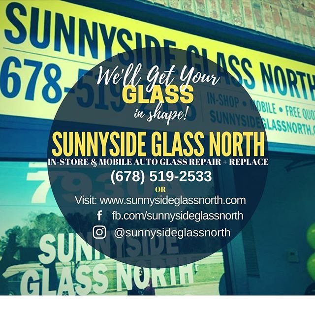Windshield Replacement Quote New Well Get Your Glass In Shape Give Us A Call Today 6785192533 Or .