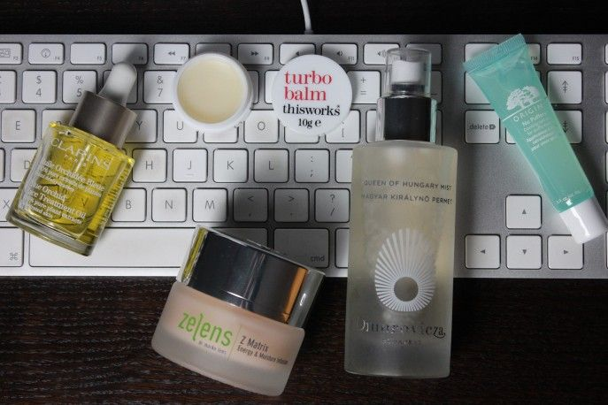 Skincare Throughout The Day