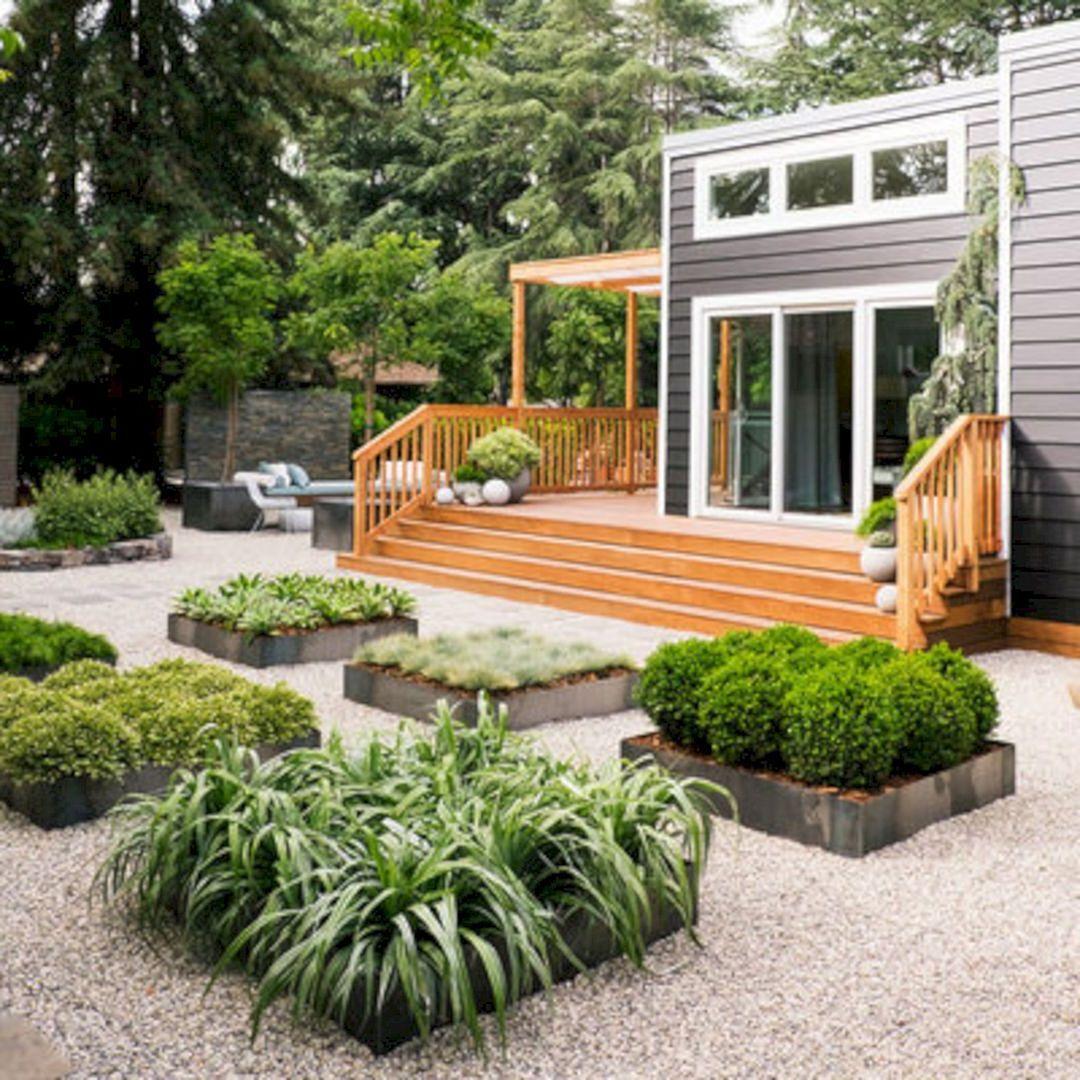 76 Beautiful Zen Garden Ideas For Backyard 10 | Backyard ... on Zen Front Yard Ideas id=51291