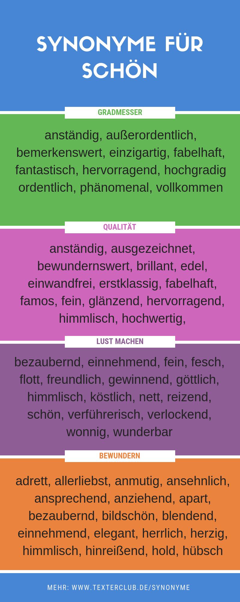 Mehr Zum Thema Synonyme Und Wie Man Sie Richtig Verwendet Gibts Im