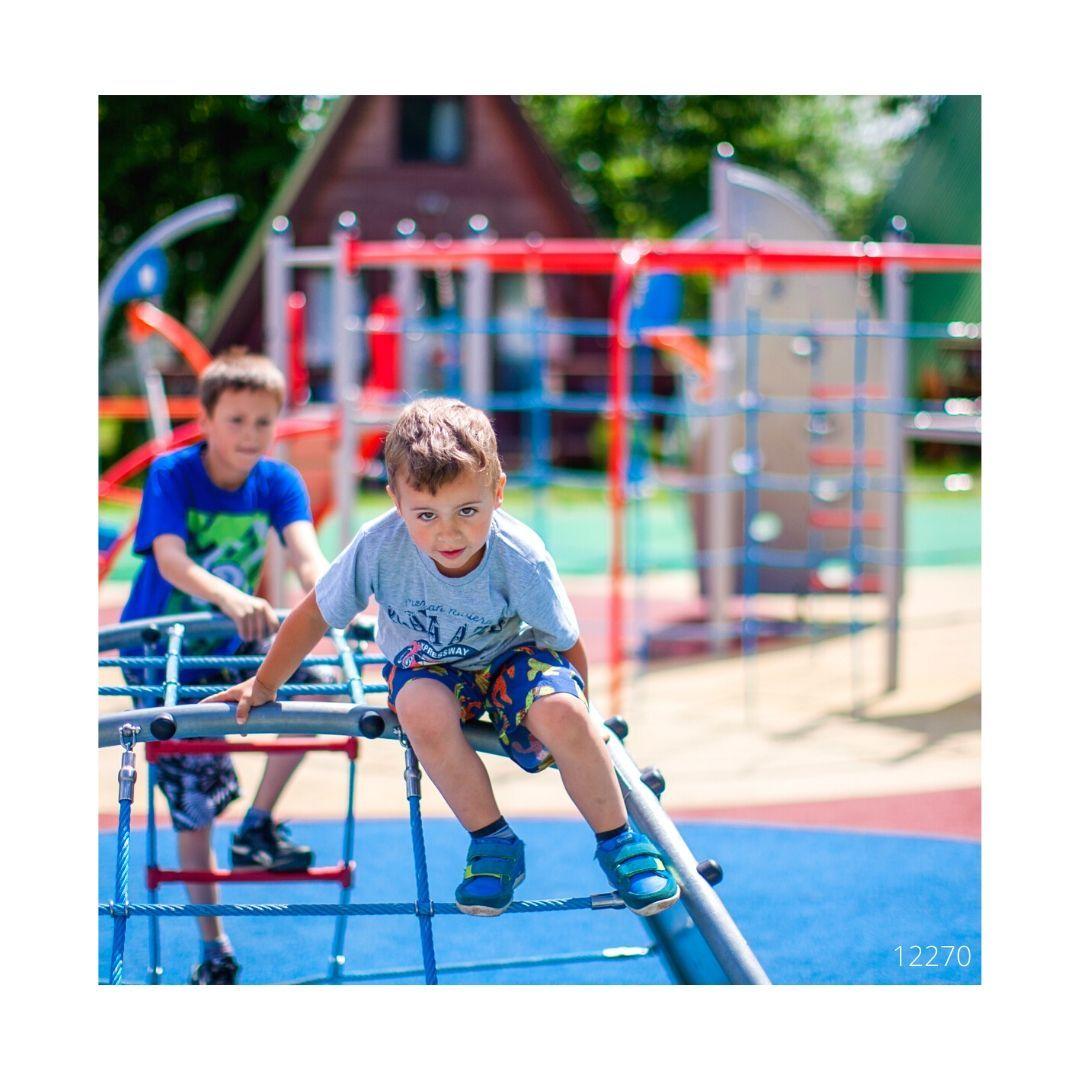 Mini climber playground lars laj landscape