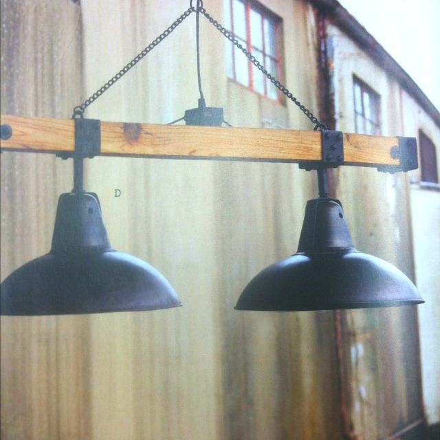 Park Hill Collection Warehouse Lights On Beam Nh8299