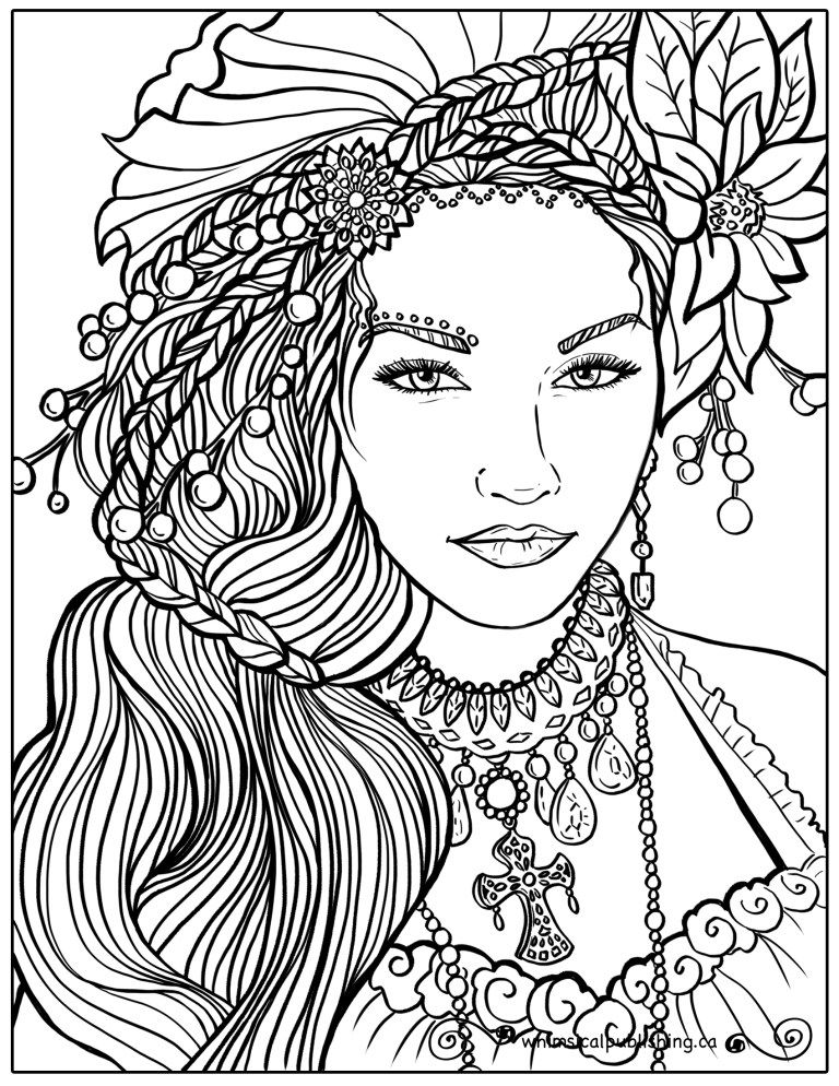 Pin On Coloring For Adults