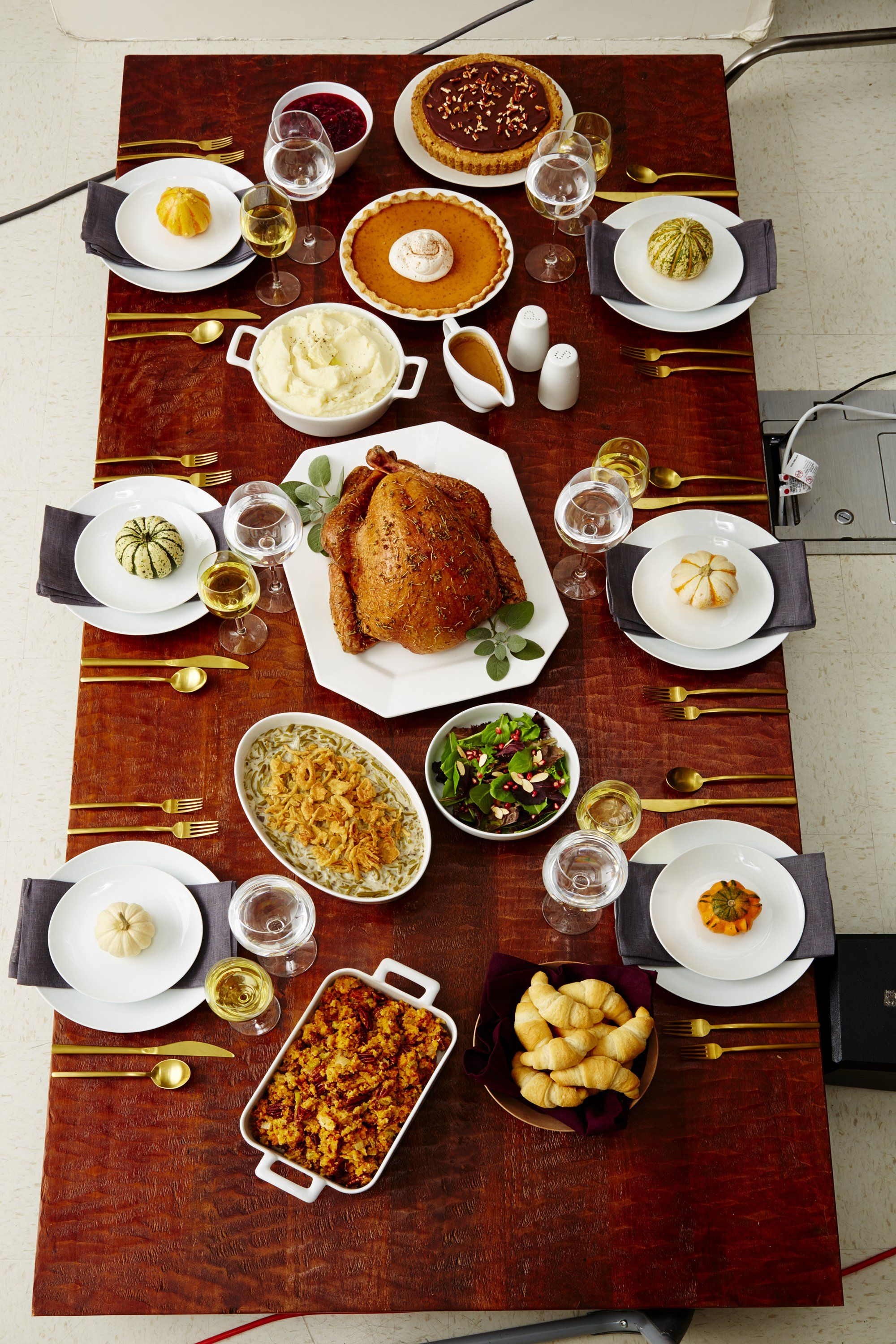 How To Host Your First Thanksgiving