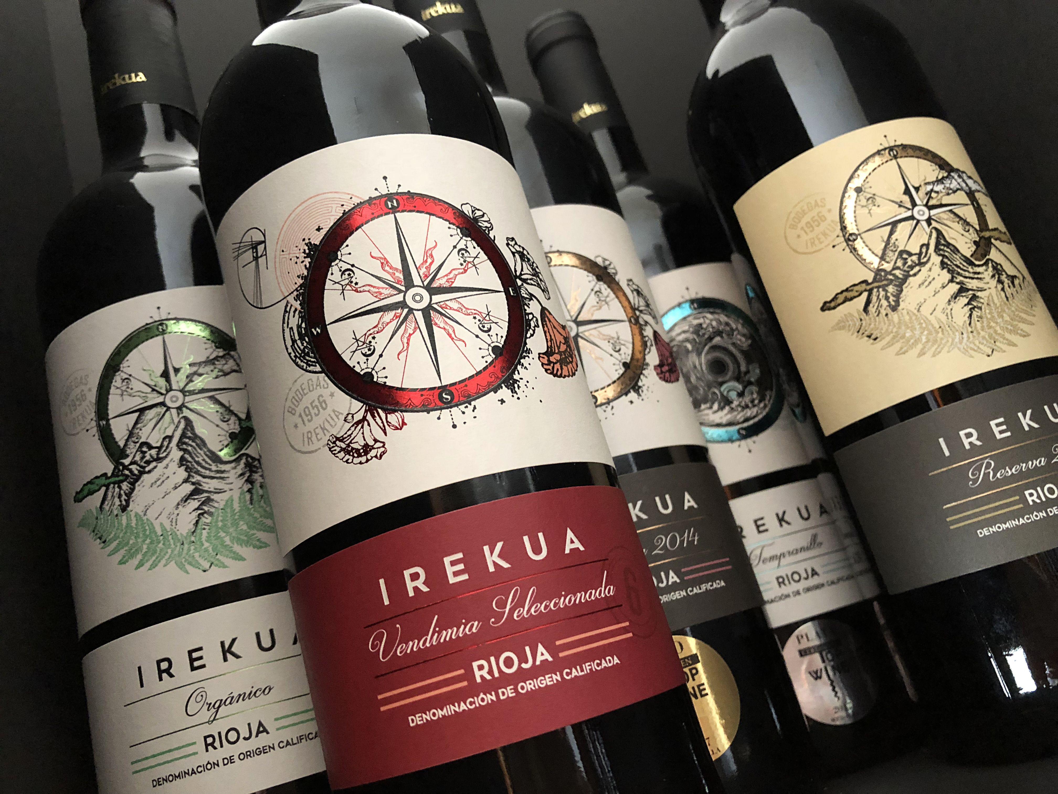 Irekua... diseño que sigue el orden y la inspiración de la naturaleza.