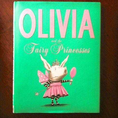 Olivia and the fairy princesses pdf