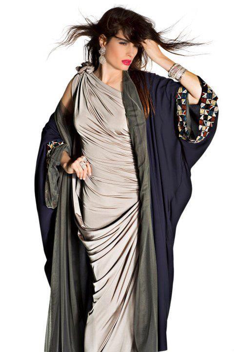 صور موديلات عبايات 2014 Abayas Arab Fashion Abaya Fashion Modesty Fashion