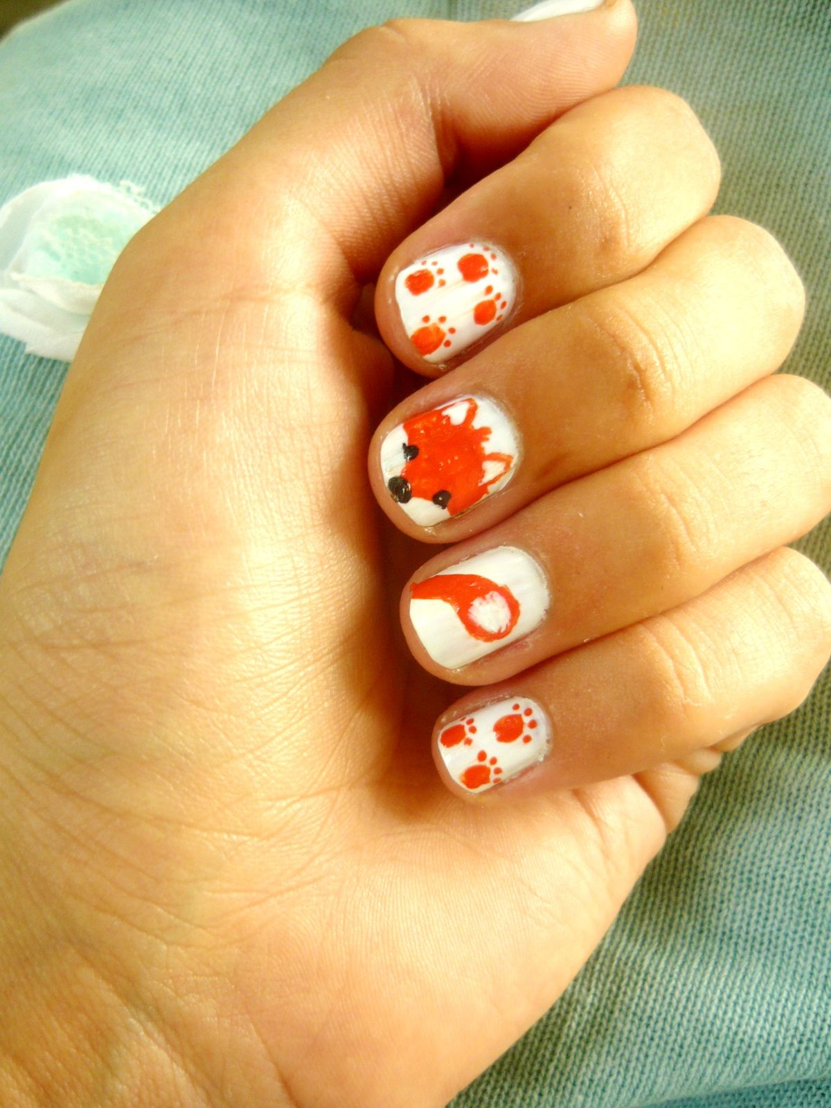 foxy nails. Pinterest inspired. | nails | nails | Pinterest | Manicure
