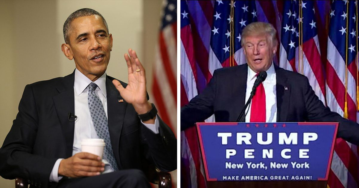 Obama Thinks He Could've Beat Trump for Third Term. Continues Intense Love Affair With Himself