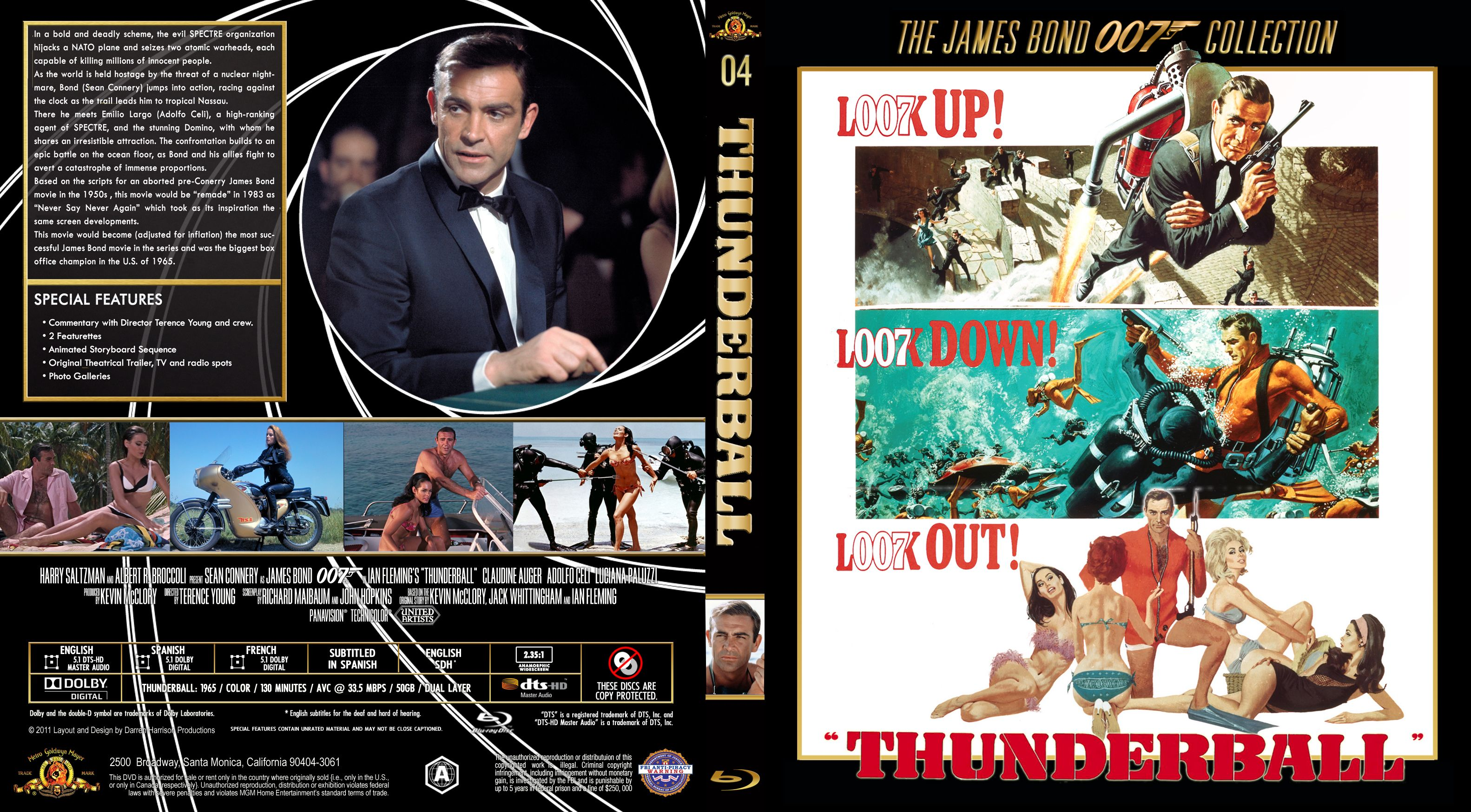 With The The Bond 50 Blu Ray Box Set Many A Fan Resolved To Break