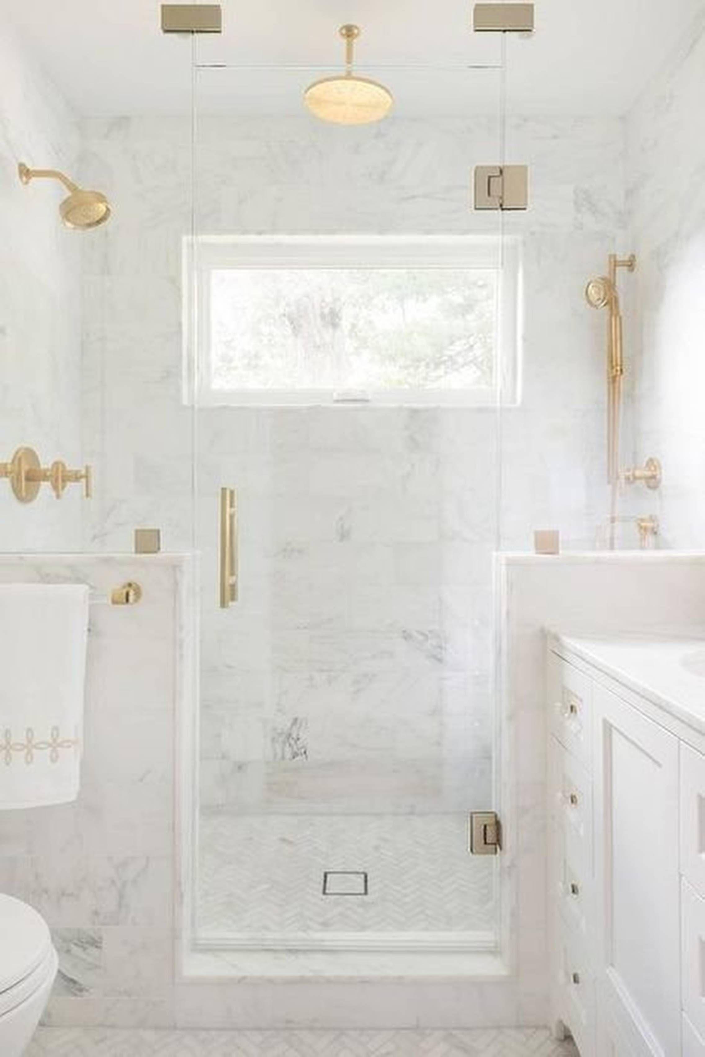 Image Result For White Marble Tile Bathroom Master Bathroom