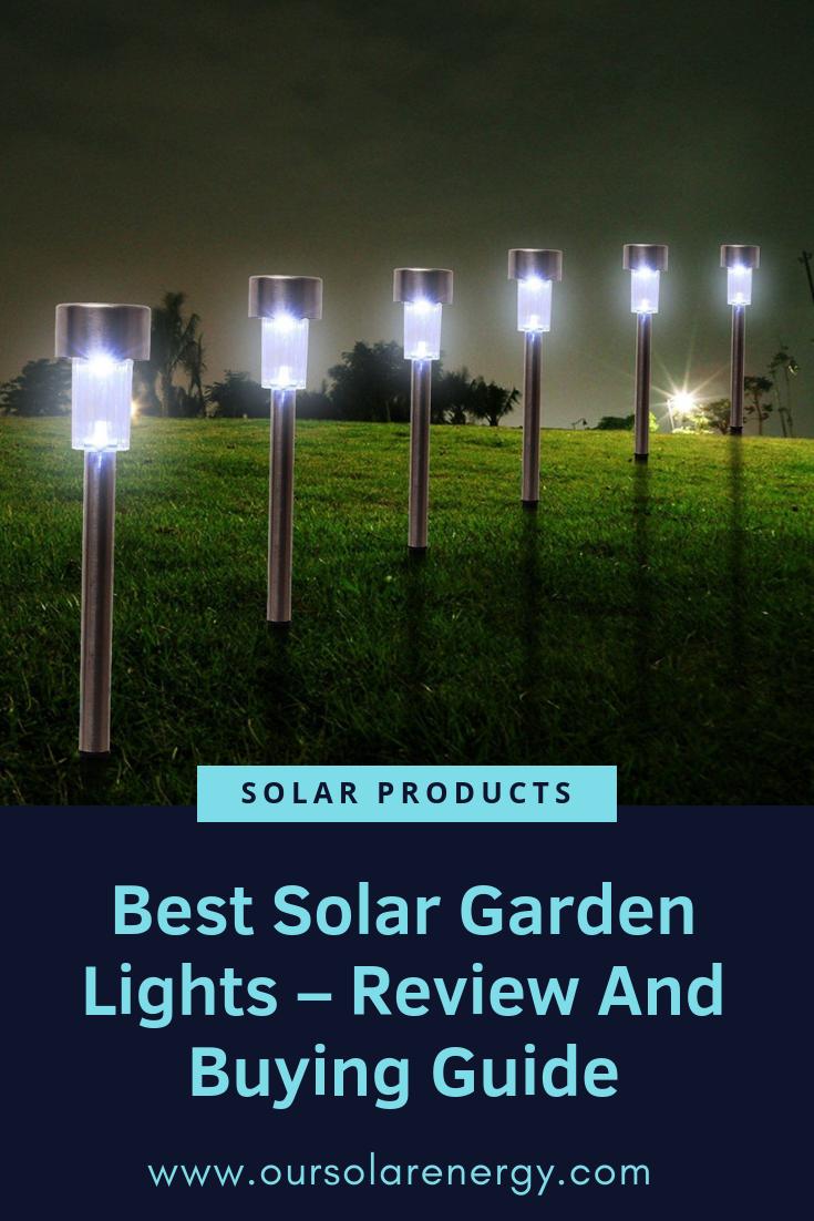 The Best Solar Garden Lights Best Solar Garden Lights Solar Lights Garden Solar Garden