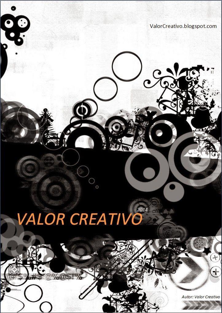 Valor Creativo: Portadas Word | 01 | Pinterest | Creativo, Modelos ...