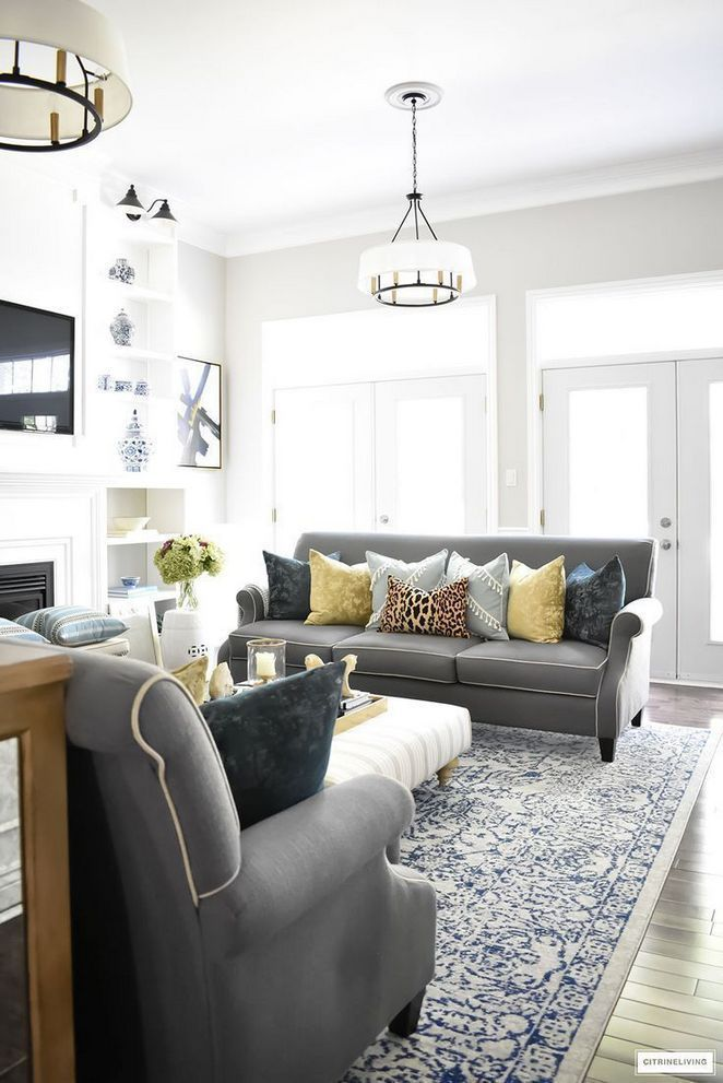38+ What the Experts Are Saying About Living Room Color ...