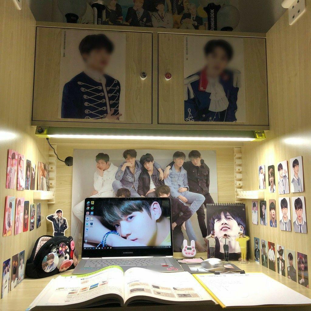 #BTS merch ? | Army room, Army room decor, Dream rooms on Room Decor Bts id=51488