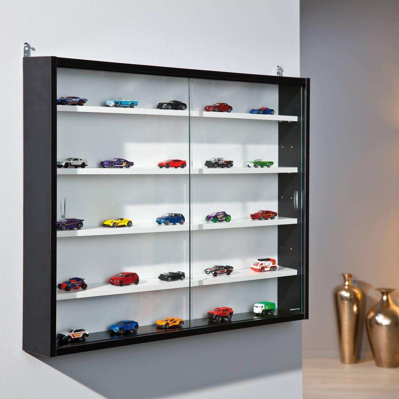 Sammlervitrine Collecty: Küche und Haushalt zum Sammeln und Präsentieren von Modellautos und ...