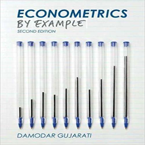 Damodar Gujarati Basic Econometrics Pdf