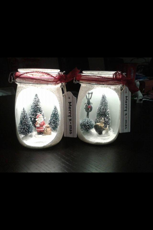 Leuk gedaan, spullen van de action - Kerst | Pinterest - Kerst ...