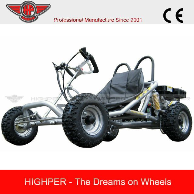 Source China 196CC Mini Gas Single Seat Go Karts for sale on m ...