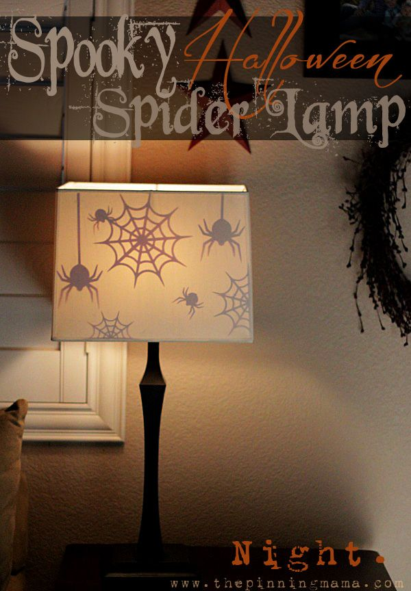 This is the coolest Halloween decoration I have seen ! Spiders - spiders for halloween decorations