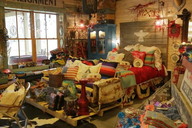 Pin On Store Display Ideas Junk gypsy living room ideas