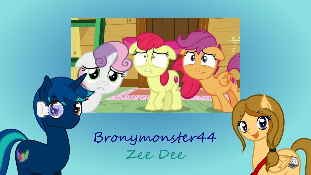 a brony couple reacts mlp season 6 episode 4 on your marks