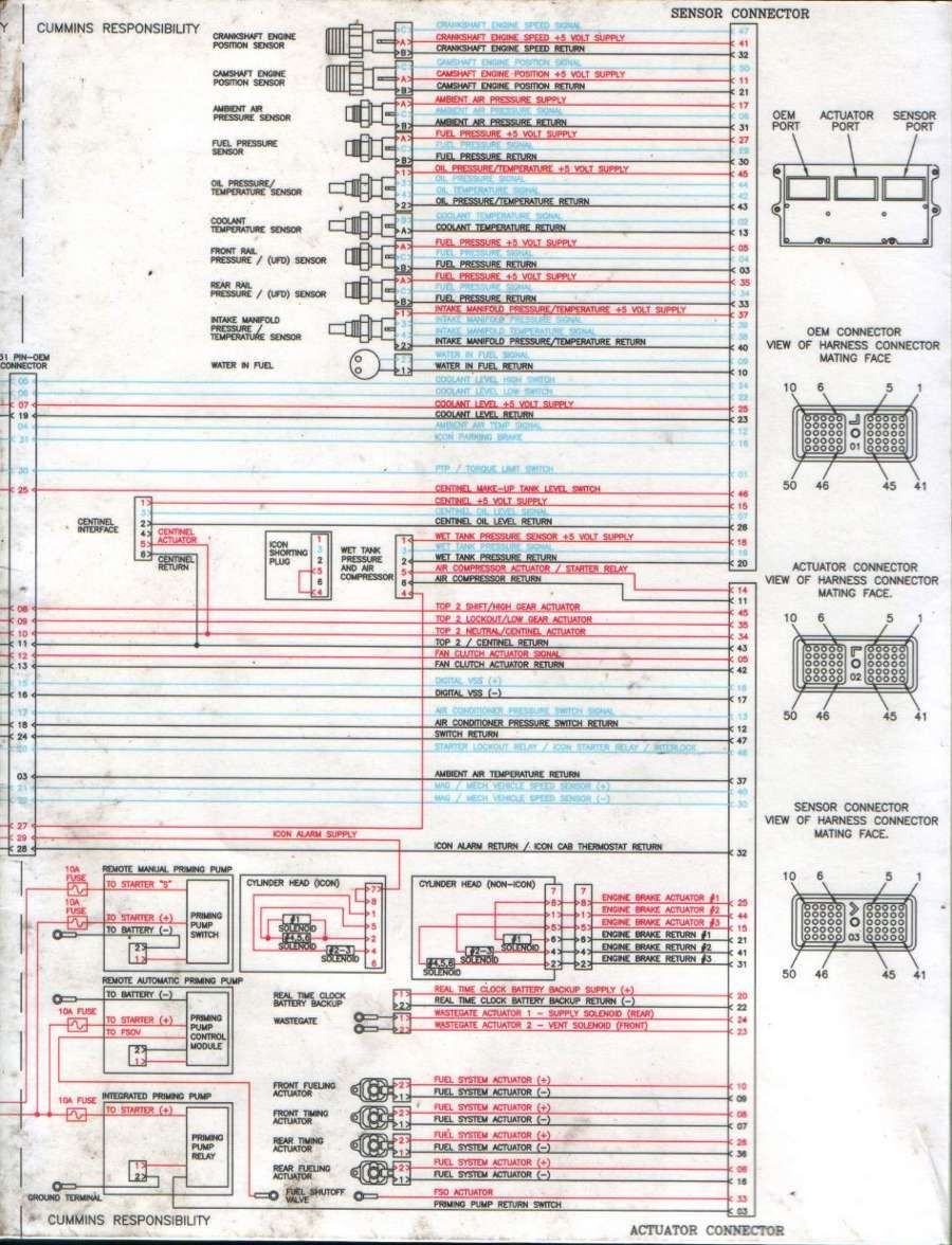 International Ecm Wiring Diagram Simple Engine Diagrams Diagrama And Schematics 4700 Truck