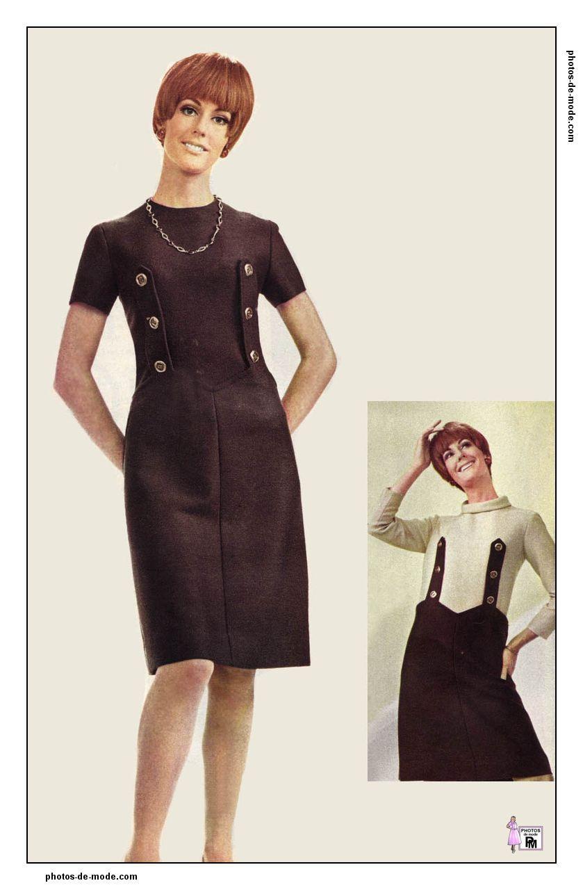 mode ann es 60 1966 vintage pinterest mode ann e 60. Black Bedroom Furniture Sets. Home Design Ideas